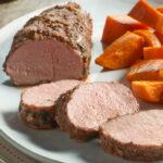 heart healthy Pork Tenderloin