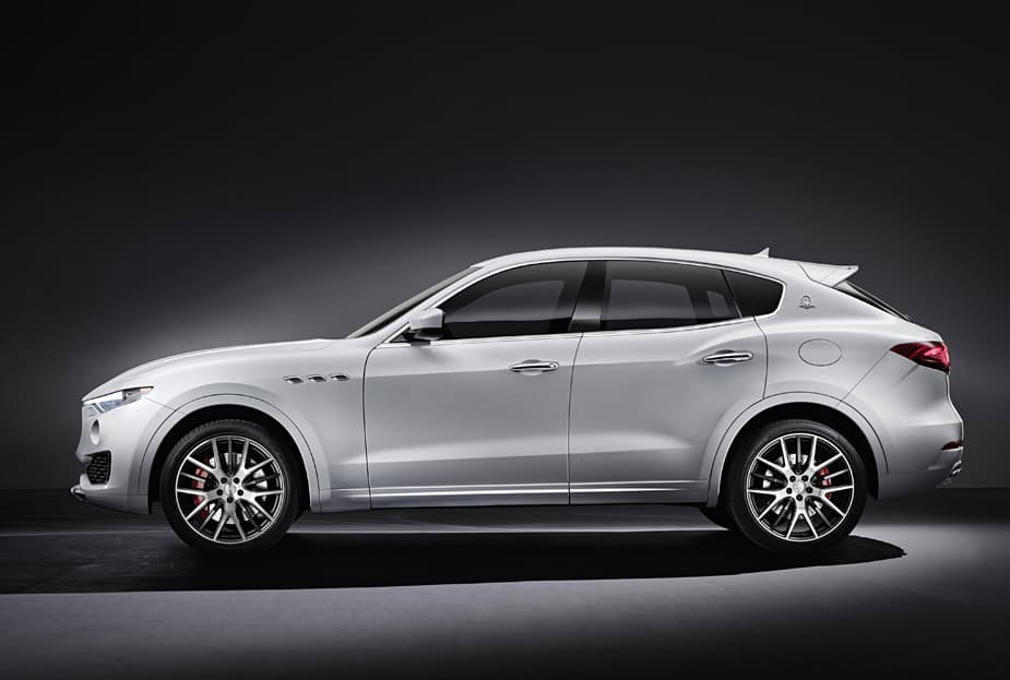 Maserati Adds a Contender to the Luxury SUV Market – The Levante