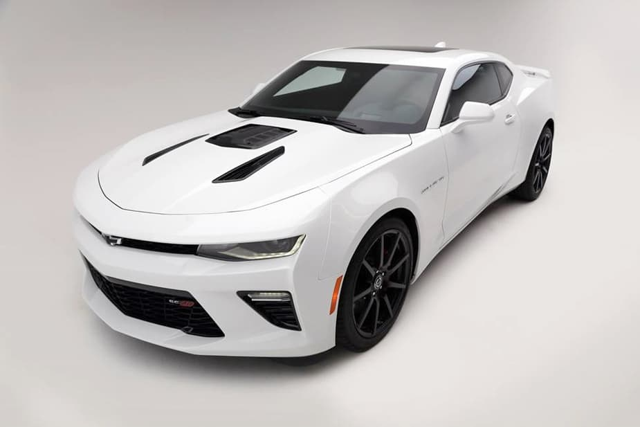 The 610HP 2016 Calloway Camaro is the World's Most Powerful Street-Legal Camaro