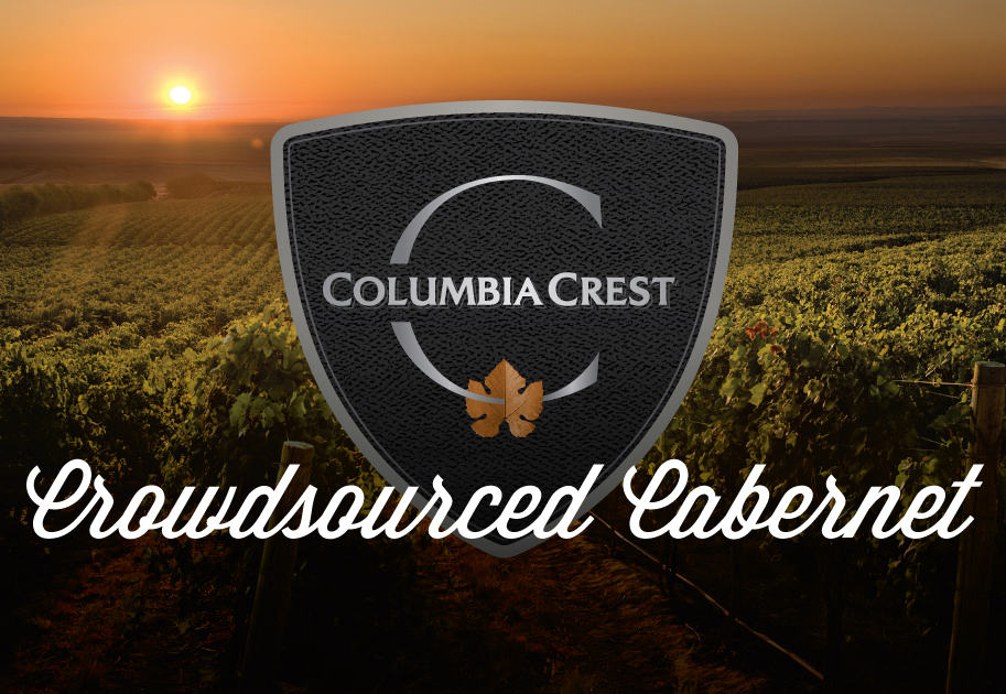 The Crowd Has Spoken: 2014 Columbia Crest Crowdsourced Cabernet is Ready for Pre-Sale