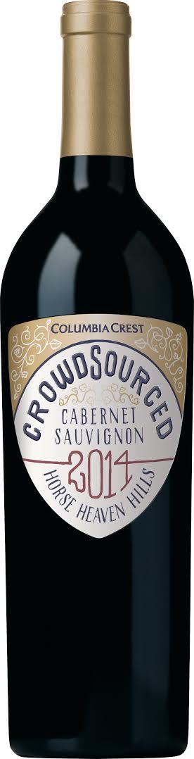 columbia crest crowdsourced cabernet sauvignon
