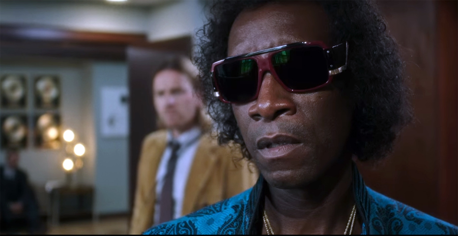 don cheadle as miles davis in miles ahead movie