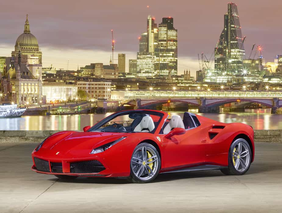 The Ferrari 488 Spider is Everything You Want in an Open-Top Sports Car