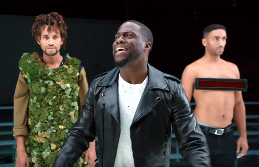 Kevin Hart Introduces His New Fashion Line
