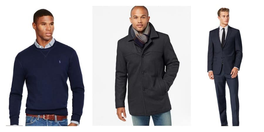Save 25% off During Macy's Private Men's Fashion Sale