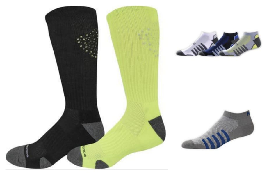 Take 12% Off New Balance Socks at Renfro Socks