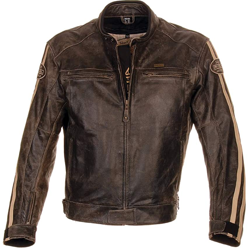 richa retro motorcyle jacket