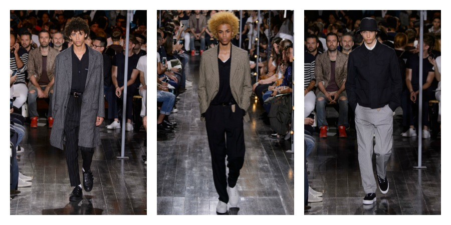 Spring 2016 Menswear Looks from Top Fashion Designers