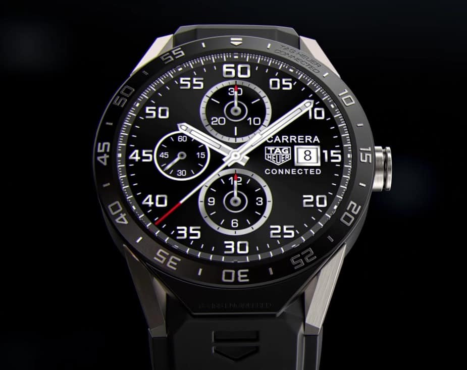 The Tag Heuer Connected is a REAL Luxury Smartwatch