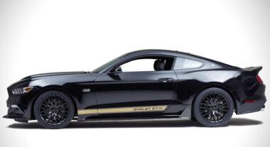 2016 Ford Shelby GT-h mustang hertz