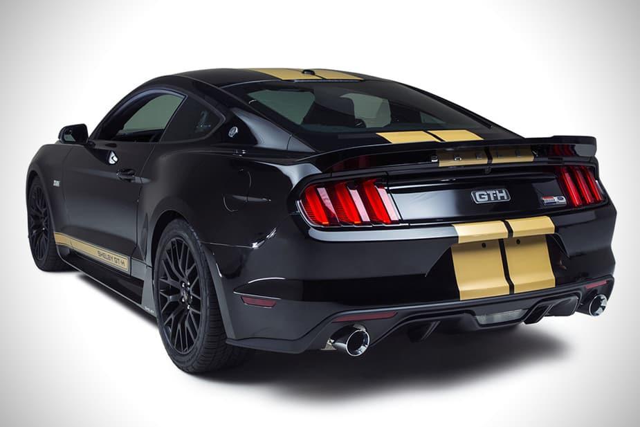 2016 ford Shelby GT-h mustang rear hertz