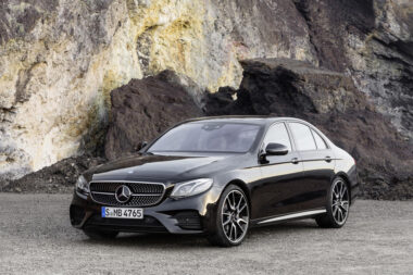MERCEDES AMG E 43 4MATIC front