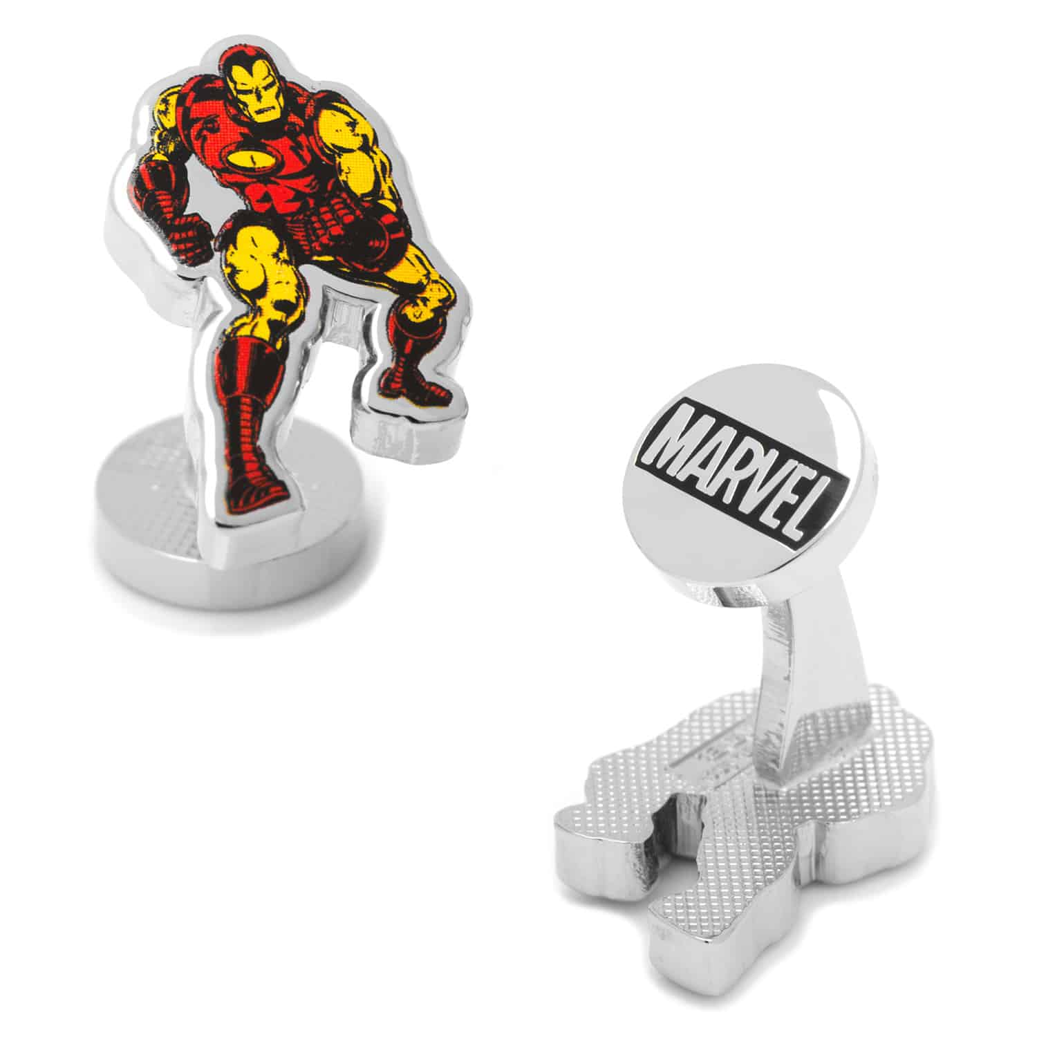 Iron Man Action Cufflinks