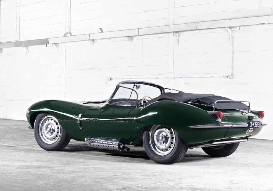 Jaguar is Bringing Back the XKSS – The World's First Supercar