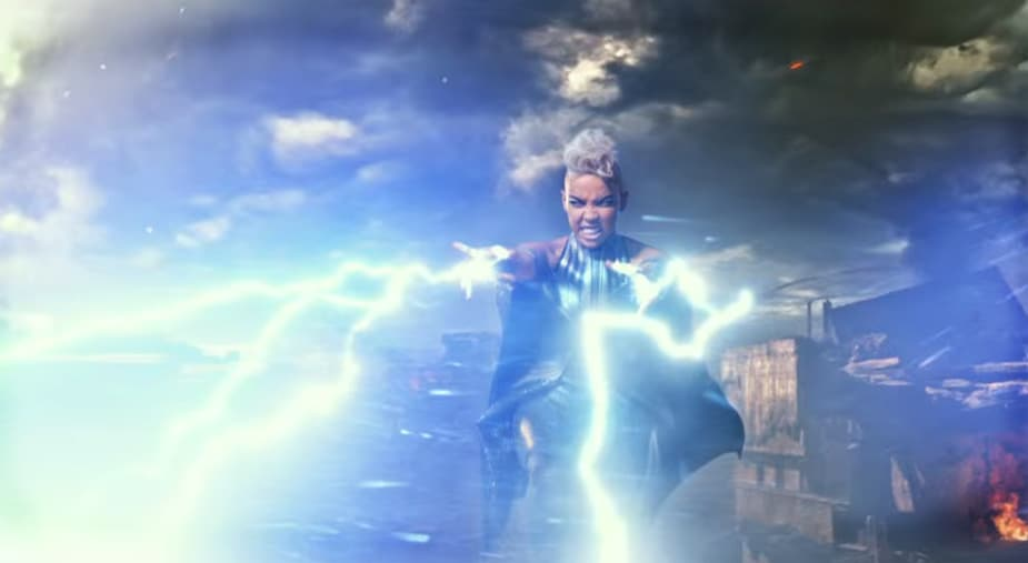 Storm Lights Up the Sky in X-Men: Apocalypse Trailer