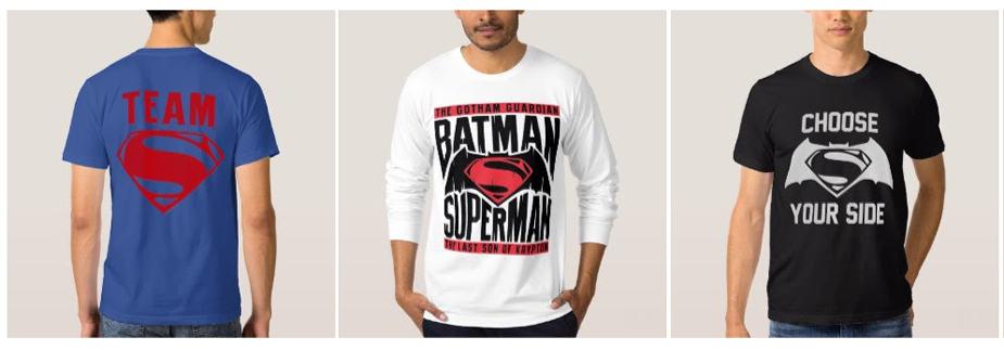 batman v superman shirts zazzle