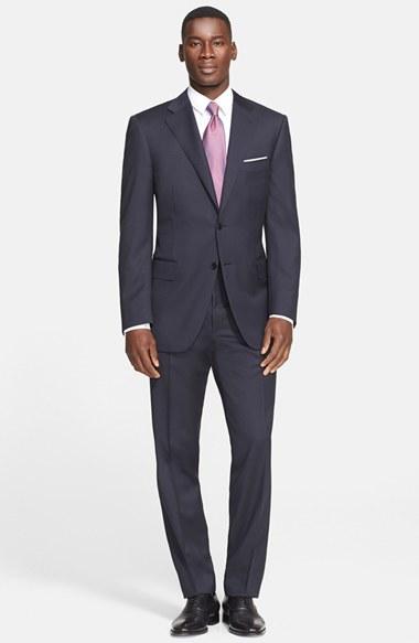 classic cut suit