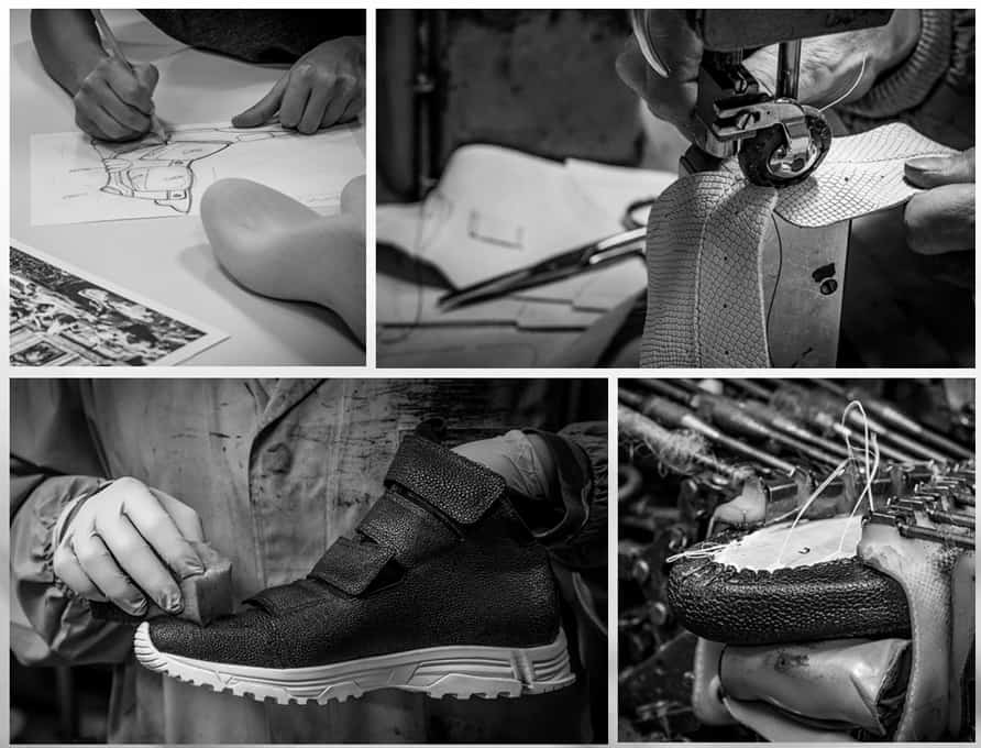 Experience the New Creative Recreation Italian Collection Sneakers