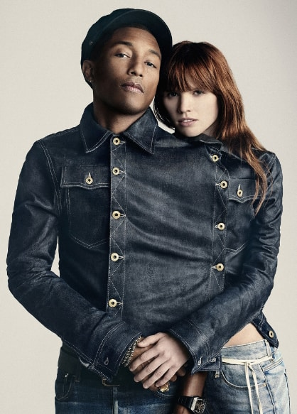 Pharrell Williams G-Star