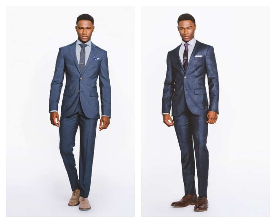 Save up to 50% on ALL Blue Suits at Indochino