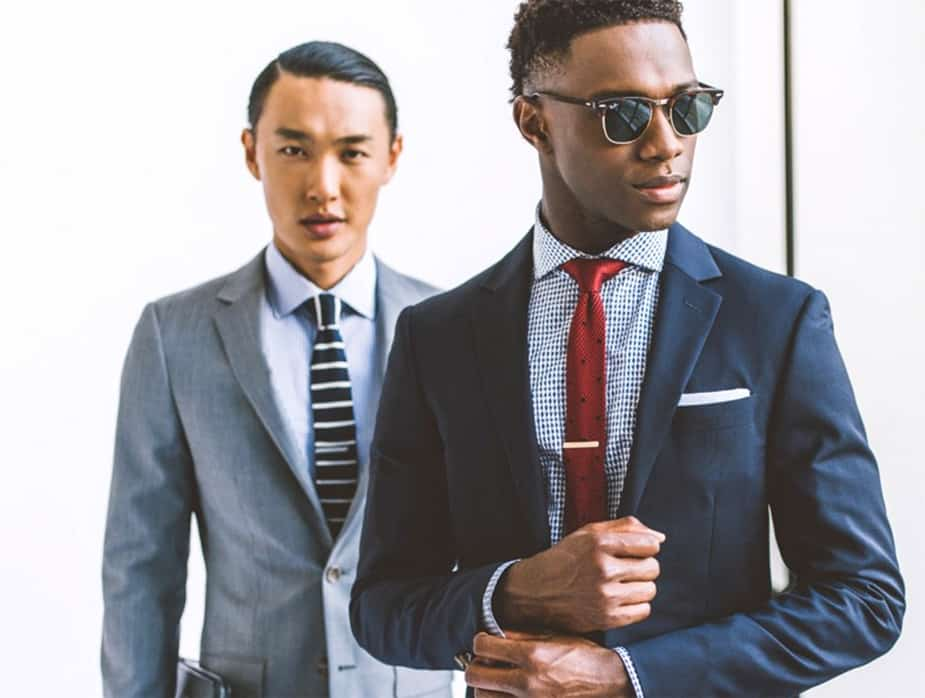 Save up to 50% Off on All Indochino Made-to-Measure Sharkskin Suits