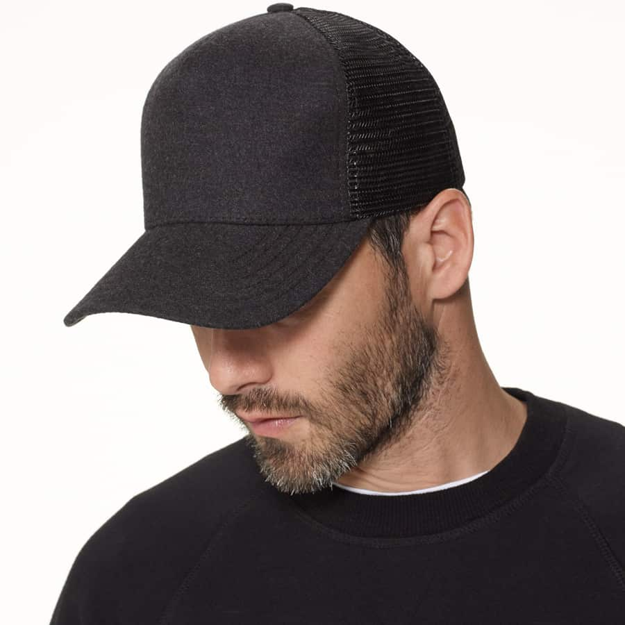 James Perse trucker hat