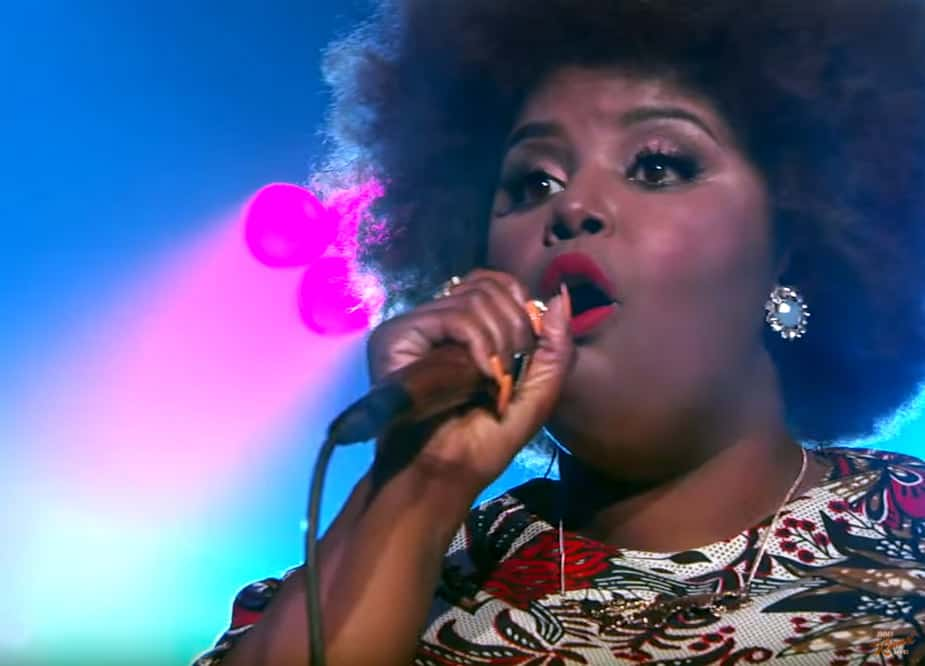 The Suffers Bring a taste of Gulf Coast Soul to Jimmy Kimmel Live