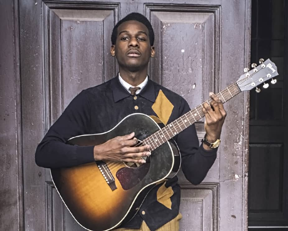leon bridges Lollapalooza