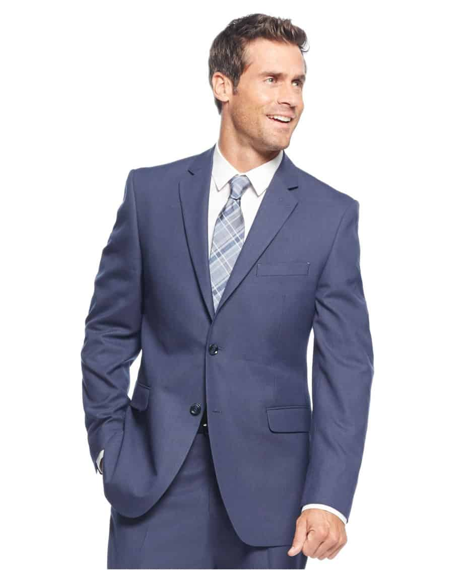 Get Perry Ellis Suits for as Low as $99.98 Plus 20% Off With Coupon Code