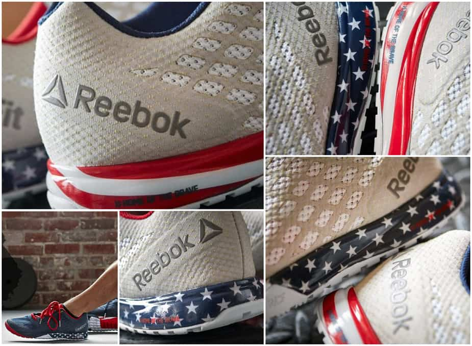 reebok crossfit nano 5 limited edition