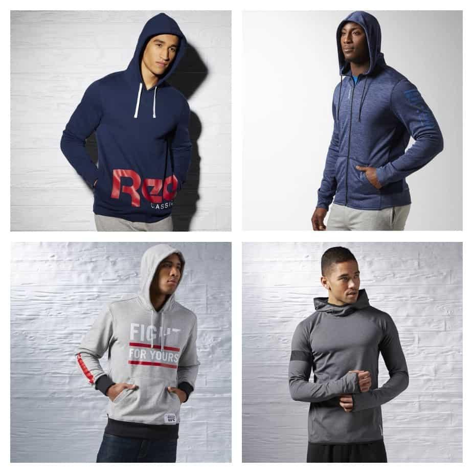 reebok hoodies