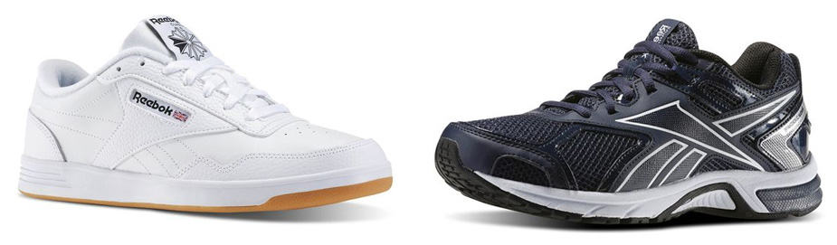 Get Reebok Sneakers for $35 or Less + Free Shipping