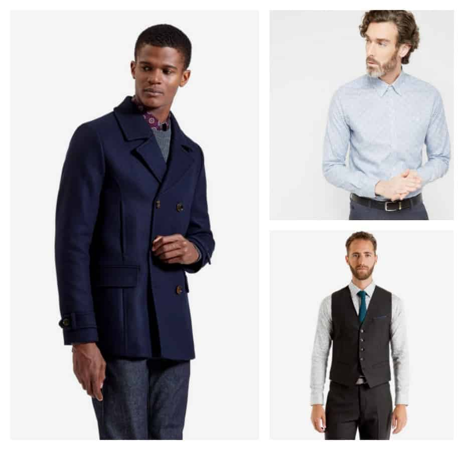 "Save 30% Off Selected Menswear During the Ted Baker ""LOVE TED"" Sale"