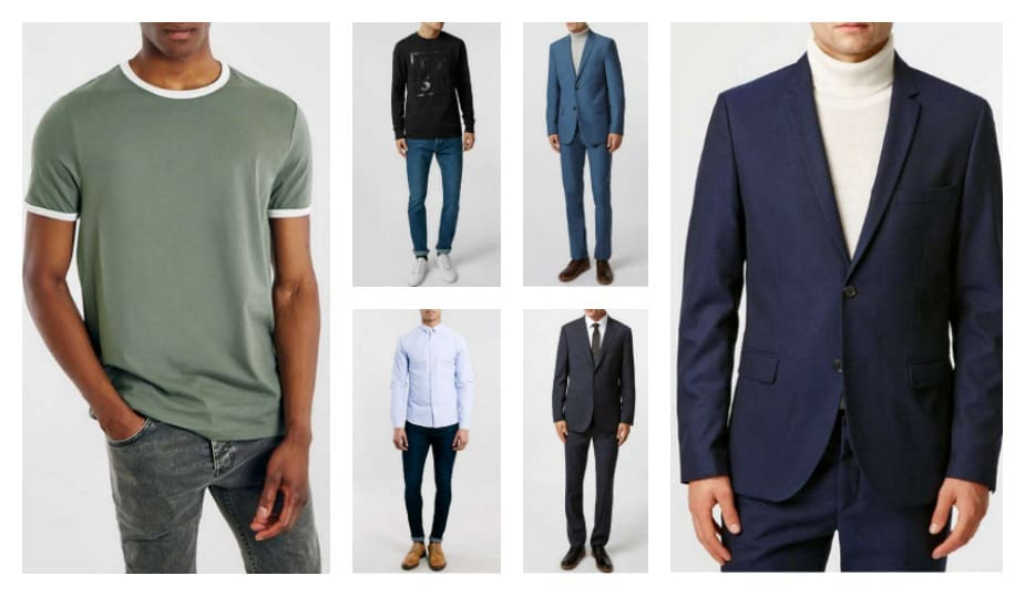 Topman Sale: Save Up to 50% Off Menswear