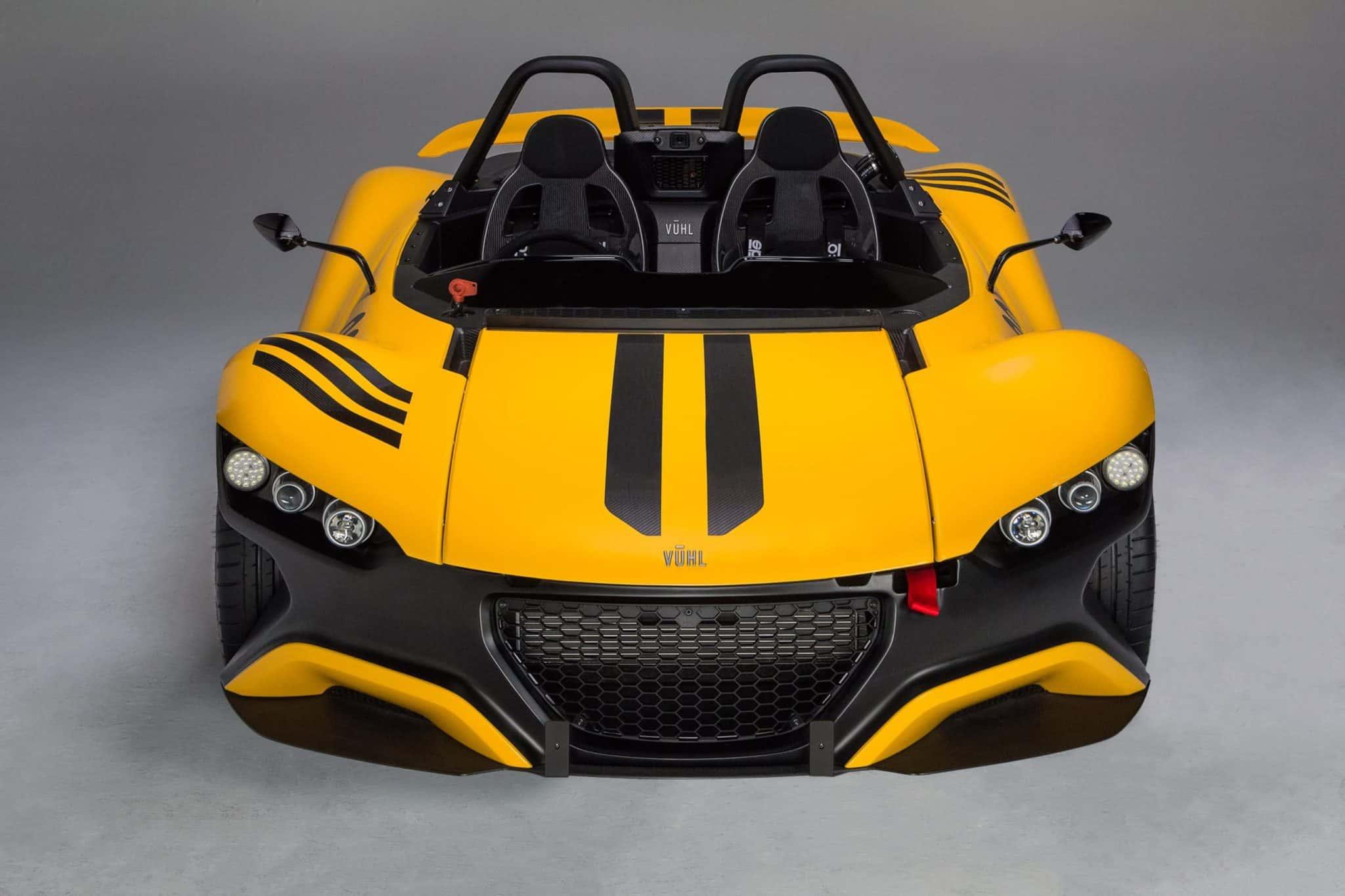 vuhl of supercar