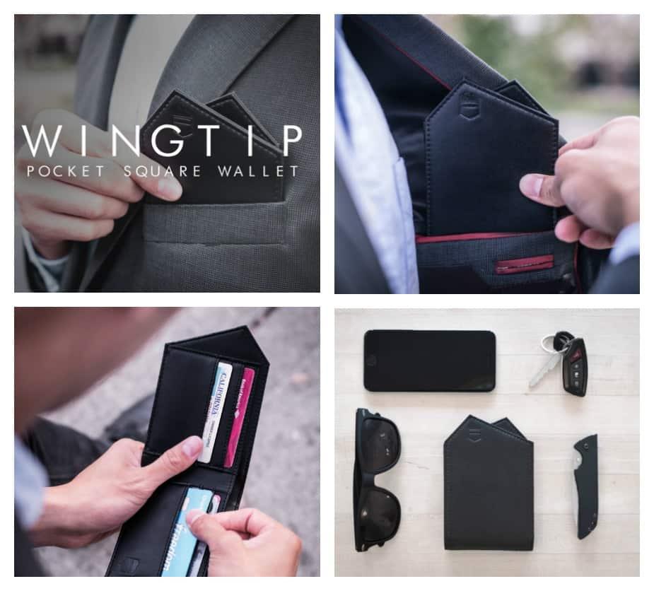 wingtip wallet