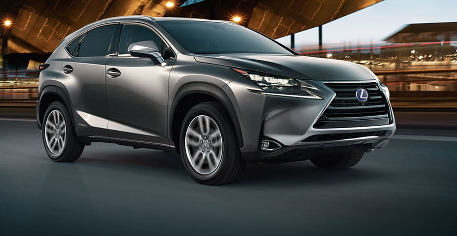 The 2016 Lexus Nx 300h Is Stylish Hybrid For Young Professionals