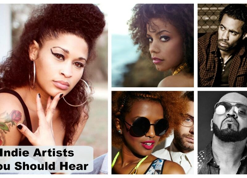 5 indie artists your should hear