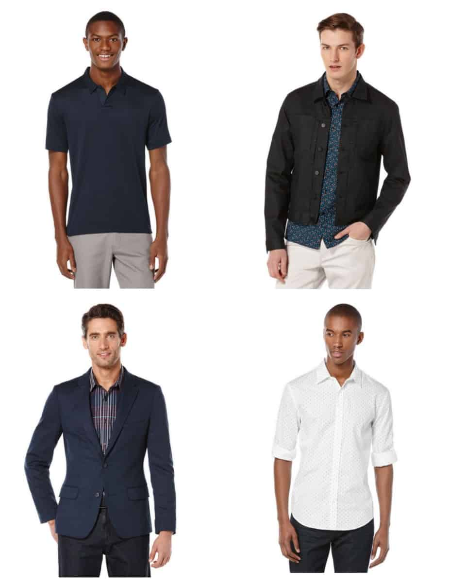 Save 40% Off All Sale Styles at Perry Ellis