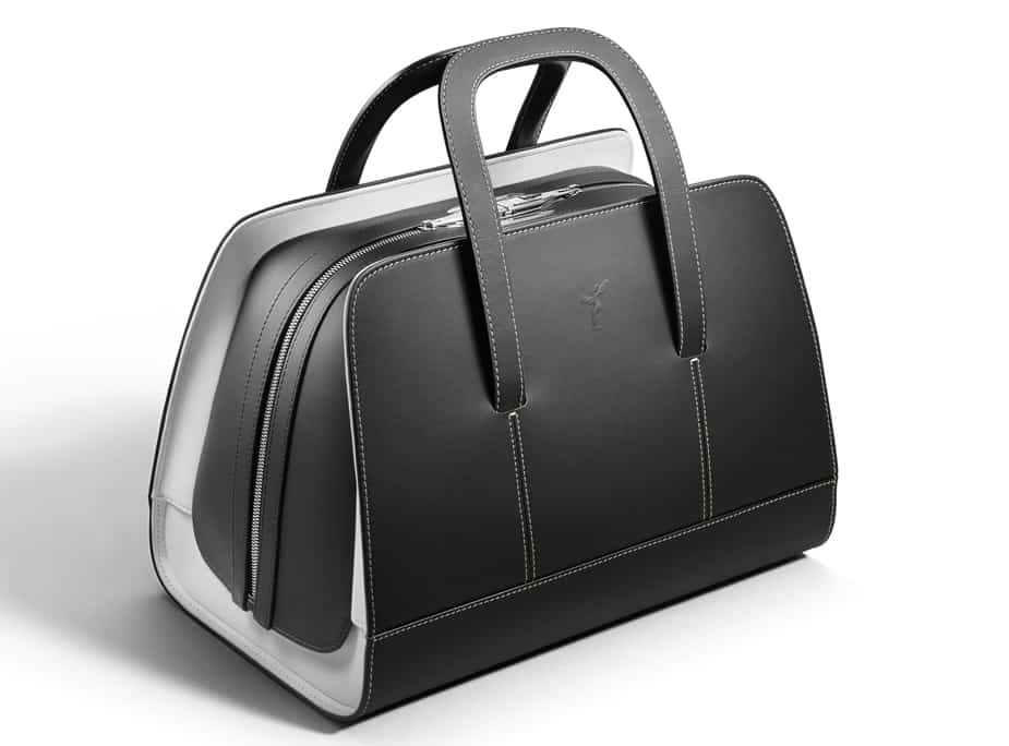 Rolls-Royce Wraith Luggage collection long weekender