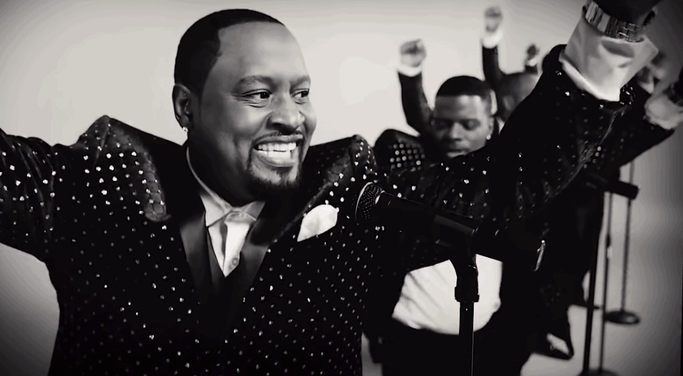 Johnny Gill ft. New Edition - This One's For Me And You