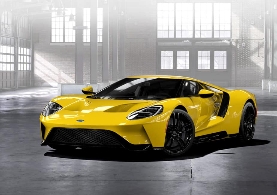 Want a New Ford GT? All You Need is $450,000 and an Internet Connection