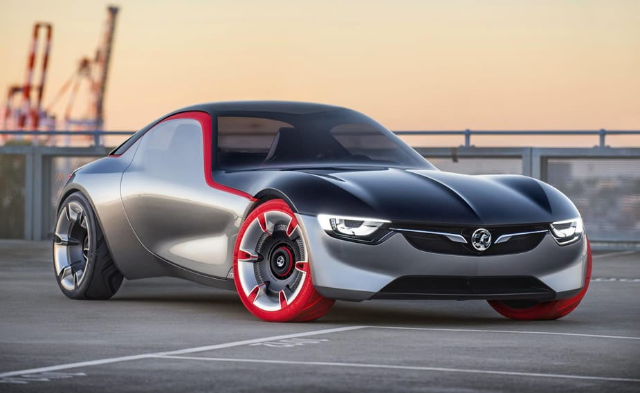 The Vauxhall GT Concept is the Template for Future Sports Cars