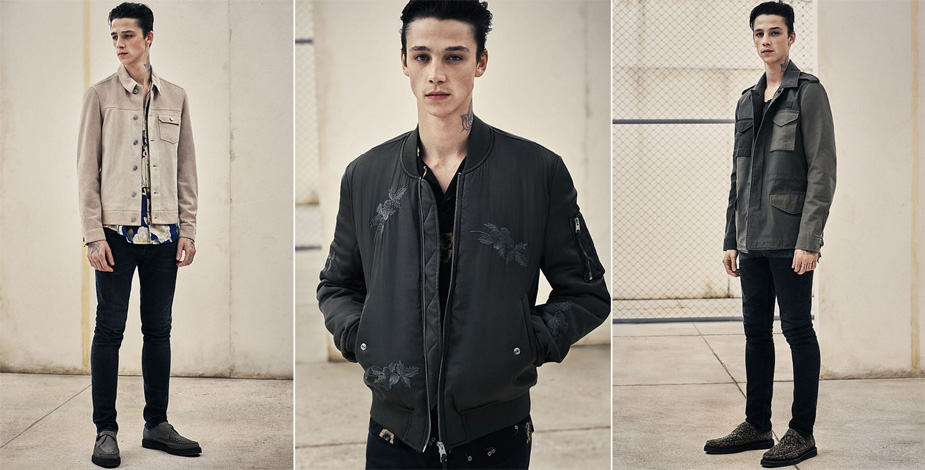 Take 30% Off Select Menswear at AllSaints