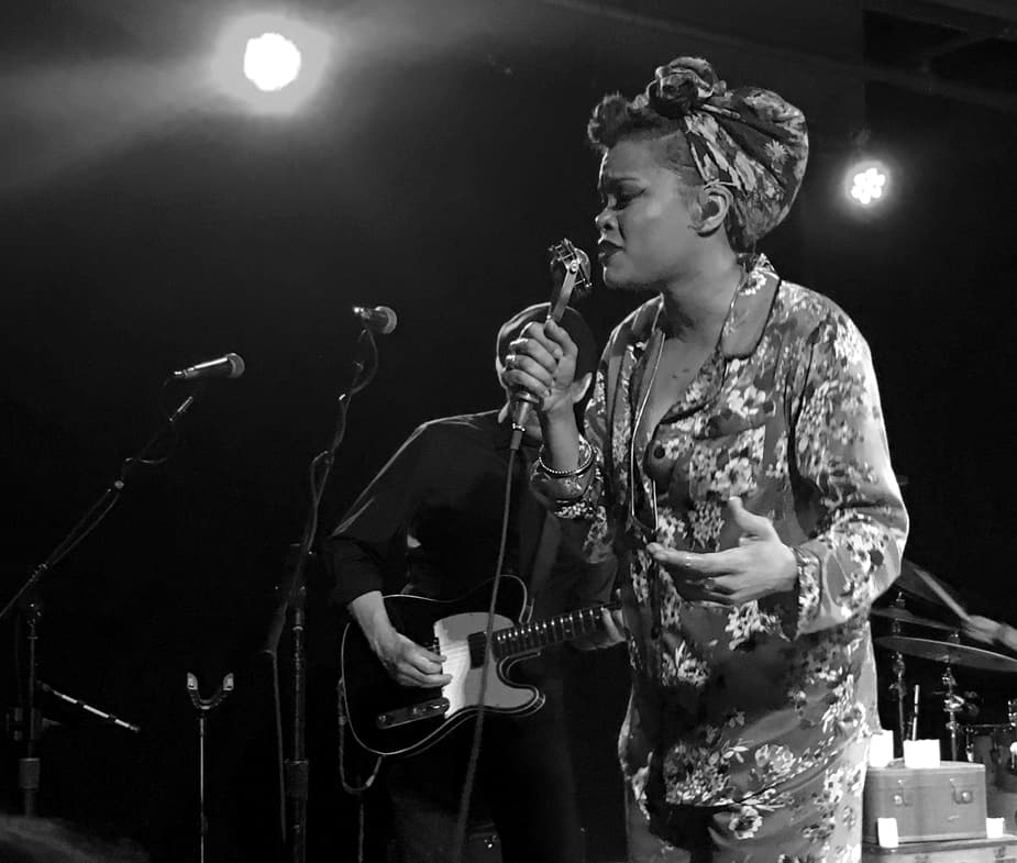 Andra Day Makes Strong Connections Through the Power of Great Music