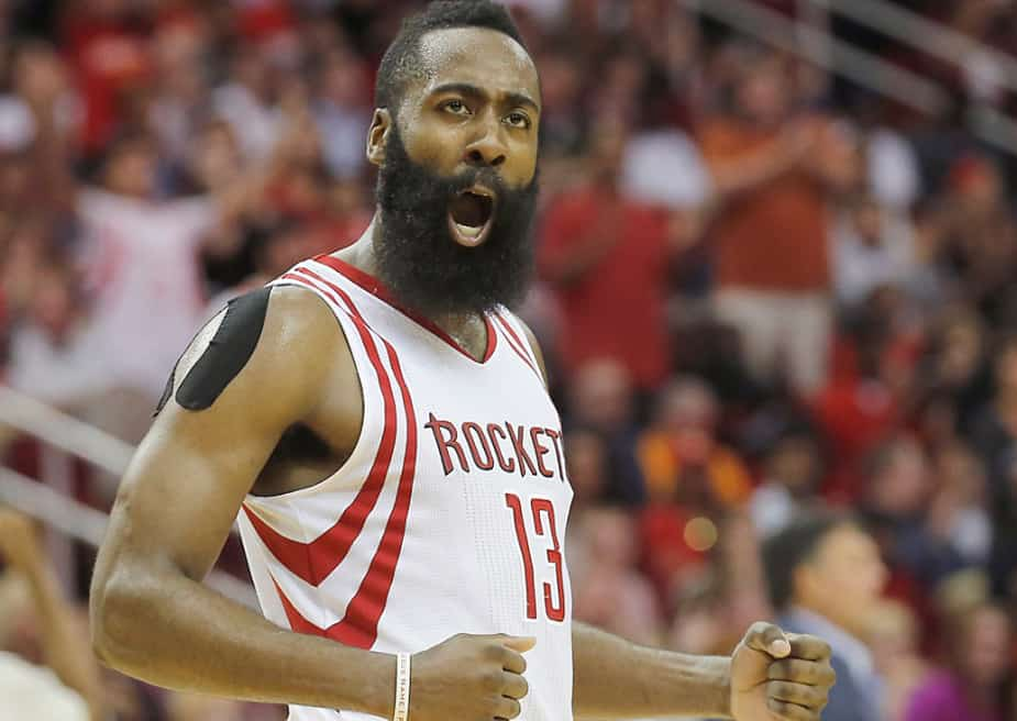 James Harden Destroys the Bulls with a Killer Crossover and a Lethal Dunk