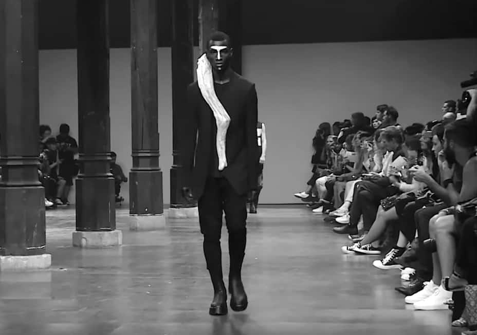 julius fashion show
