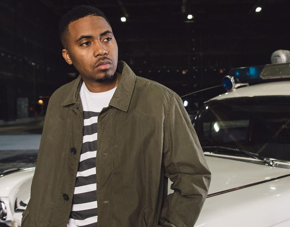 Nas Goes From Busting Rhymes to Busting Ghosts with New Fashion Collection – Nas x Ghostbusters