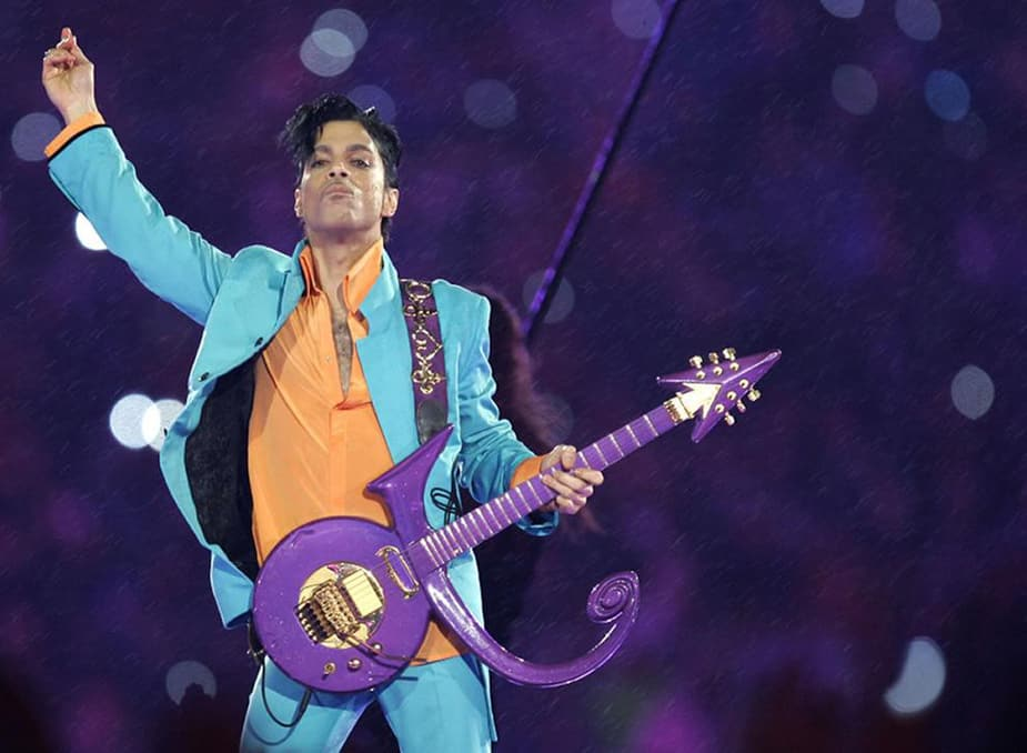 prince rogers nelson superbowl halftime performance