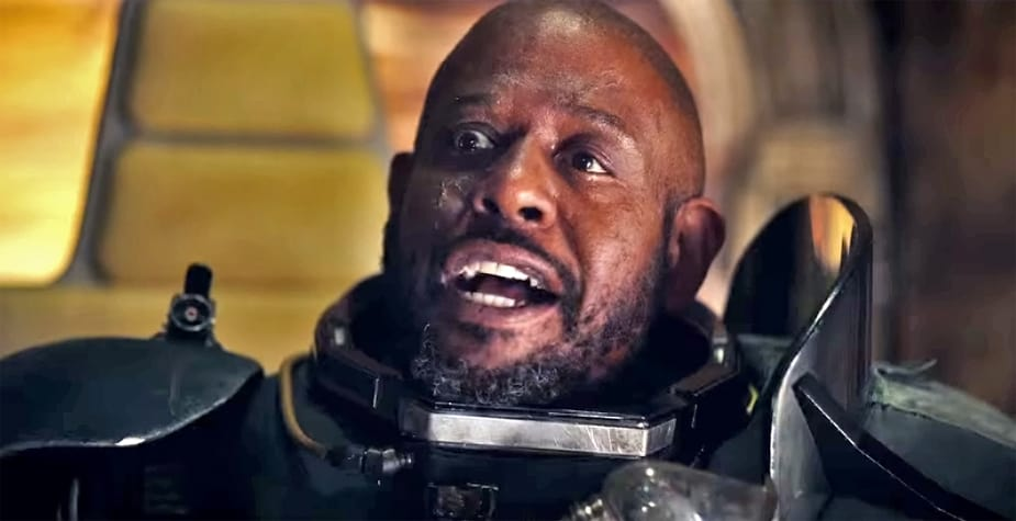 Forest Whitaker Stars in the Latest Star Wars Film, Rogue One
